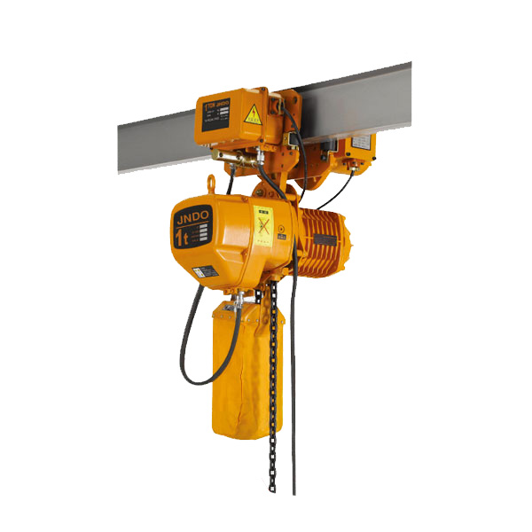 HHBB electric chain hoist