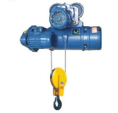 MD1 double speed electric wire rope hoist